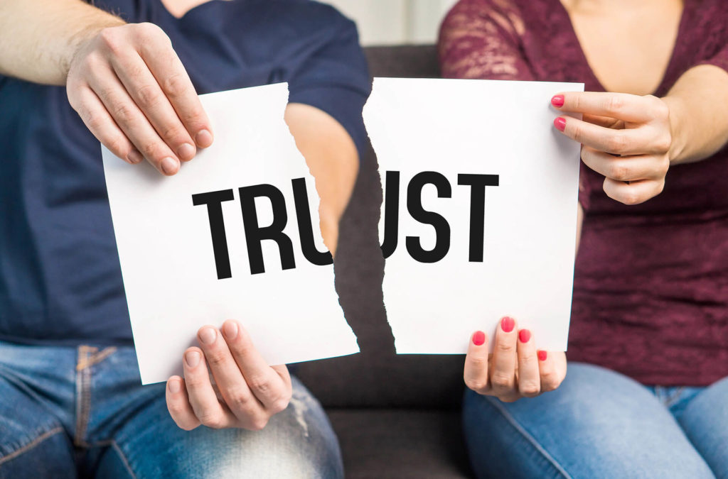 Lack of trust with remote employees