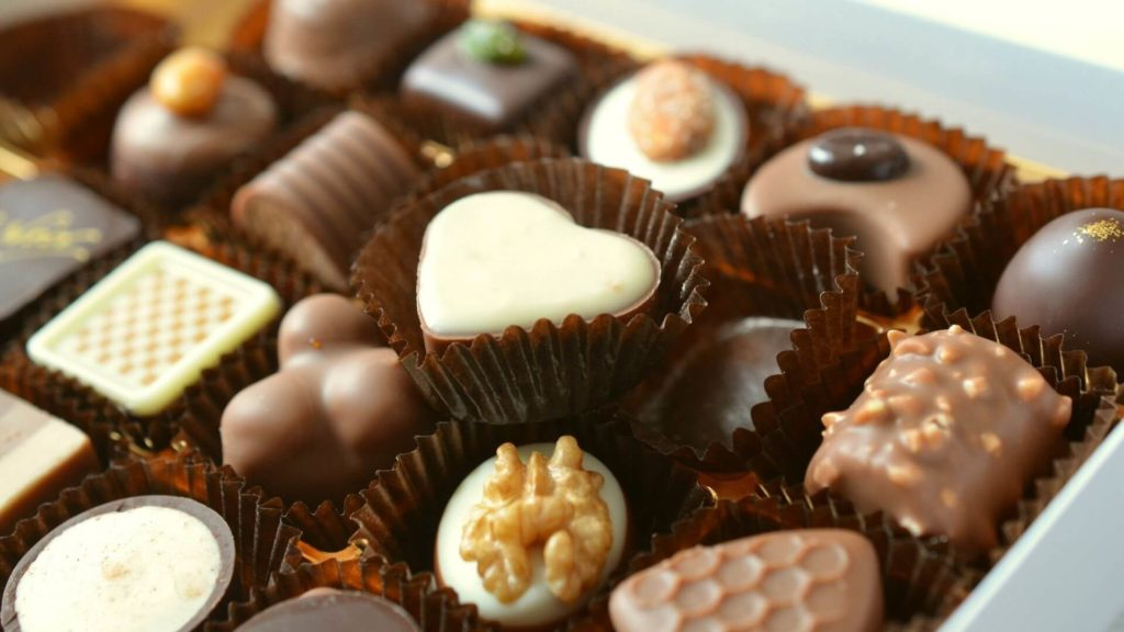 Top 3 type of chocolates in the world