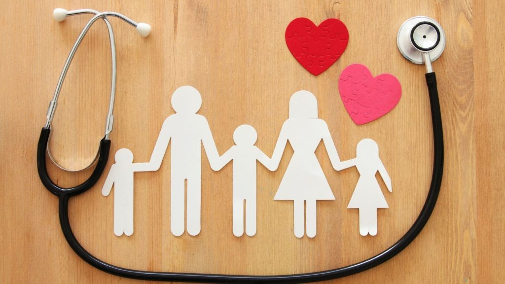 What are different types of health insurance